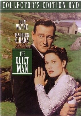 The Quiet Man  -John Wayne Classic -New Dvd-Not Chinese Version! Free Local Post
