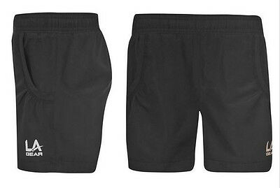 Bnwt La Gear Kids Woven Shorts Size 7-8, 11-12, 13 Yrs