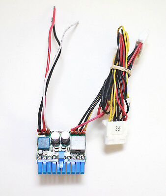 M3-ATX 6-24V Wide Input 150W Intelligent DC-DC Power Supply for Car PC 20 pin