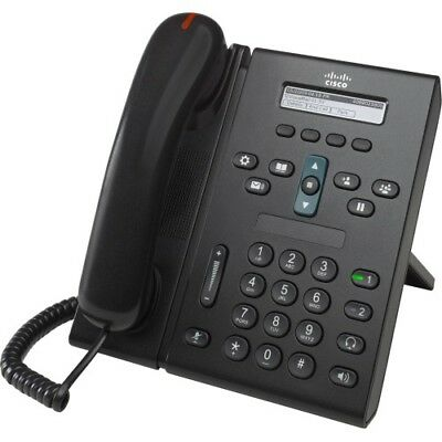 *NEW* Cisco CP-6961 UC Phone 6961 (Charcoal)