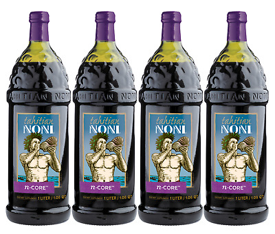 Tahitian Noni N-Core by Morinda Inc. (4 bottle case) Limited Time SALE!