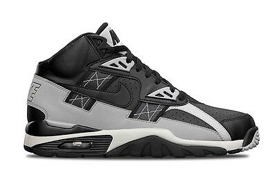 Nike Air Trainer SC High Oakland Raiders Bo Jackson Size 8. 302346-013  jordan 2fd38327c