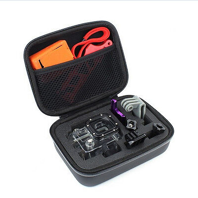 Shockproof Waterproof Storage Hard Carry Case Bag Box For Go-Pro Hero 2 3 3+4、_A