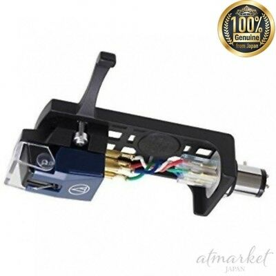 Audio technica VM type cartridge VM520EBH with head shell genuine from JAPAN NEW