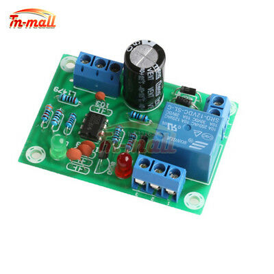 AC/DC 9V-12V Liquid Level Controller Module Water Level Detection Sensor DIY Kit