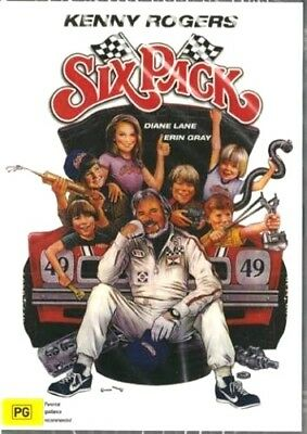 Six Pack -  Kenny Rogers New and Sealed DVD