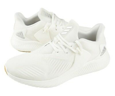 5162dc08263a0 Adidas Men Alpha-bounce RC 2.0 Shoes Running White Sneakers Boot GYM Shoe  D96523