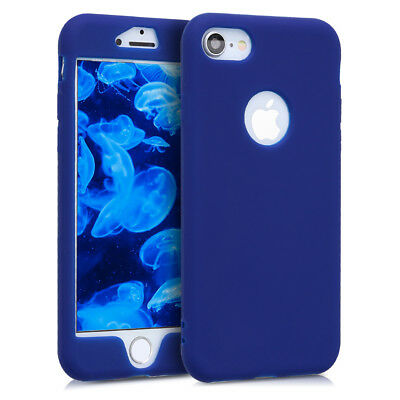 Cover per Apple iPhone 7 8 Custodia silicone Full Body