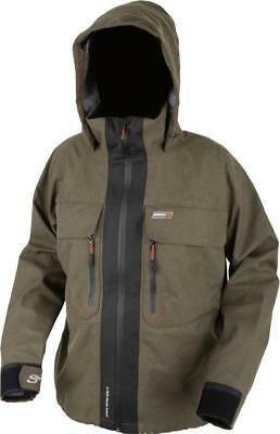 Scierra X-Tech Inflable Chaqueta 100% Impermeable para Trucha Rod & Carrete