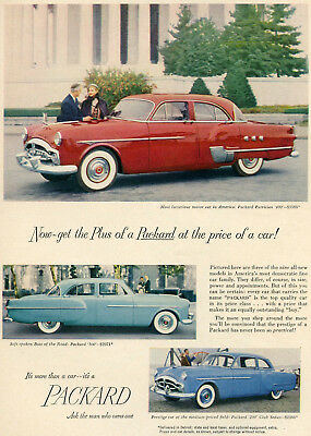 Other American Auto Catalogs The Cheapest Price Gorgeous 1951 Packard Big Dlx Color Brochure Patrician Convertible 200 Near-mint Brochures & Catalogs