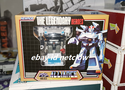 Transformers New Age Toys NA H3 Harry in Stock