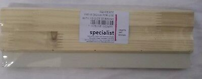 Specialist Screen Printing Squeegee - A3