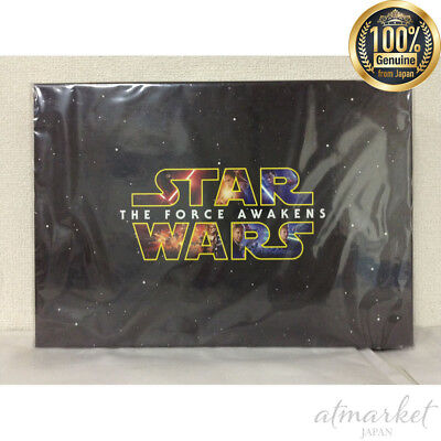 Star Wars Épisode VII The Force Awakens Blu-Ray Luxe Boîte Limité From Japon