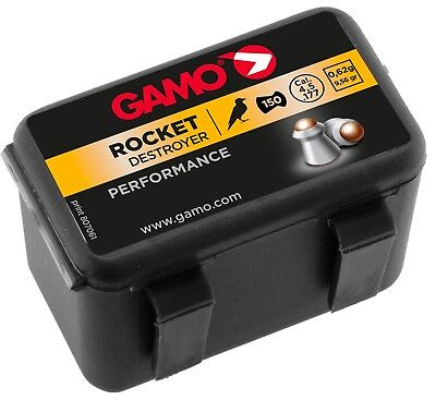 Plombs Rocket Destructor 4,5 mm  - GAMO