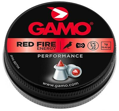 Plombs RED FIRE ENERGY 4,5 mm - GAMO