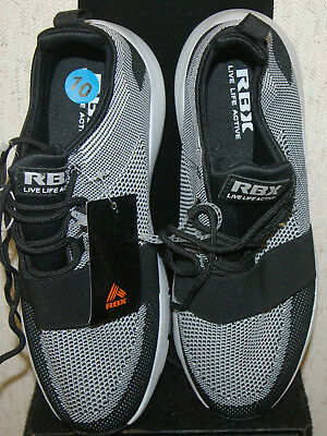91523c09b59 RBX MEN S LIVE LIFE ACTIVE Training Running Shoes Size 10 NEW ...