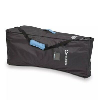 UPPAbaby G-LINK Travel Bag with TravelSafe ~Black ~ New In Opened Box