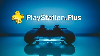 3 Month PlayStation PS Plus PS4-PS3 -Vita-( NO CODE )