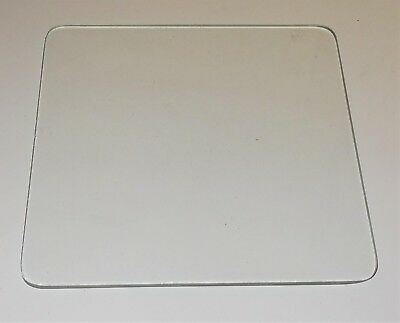 Nikon Glass Stage Insert 165mm X 110mm