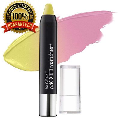 Fran Wilson Moodmatcher Luxe Twist Stick, Yellow