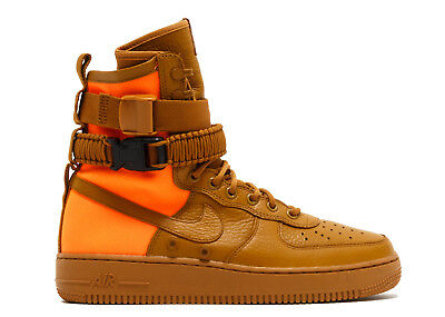 sports shoes 2c984 693cd Nike SF AF1 QS Special Field Air Force 1 High Desert Ochre 903270-778  NoBoxLid