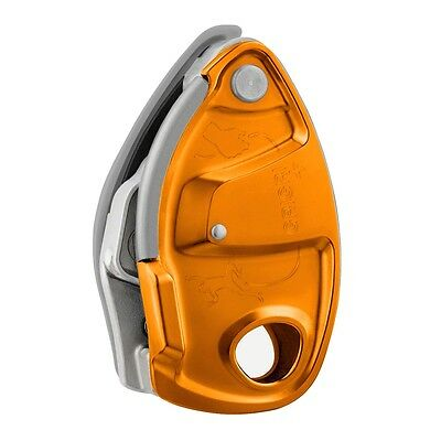Petzl Orange GRIGRI+ Belay Device New For 2017