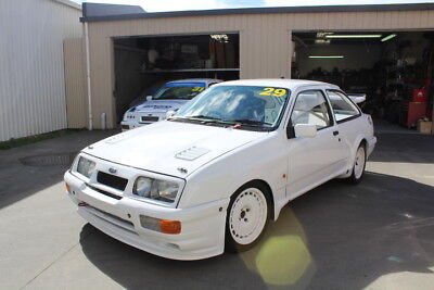 Ford Sierra Cosworth UK Group N Championship winning car.