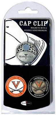 706fd14626b Team Golf NCAA Cap Clip with 2 Removable Double-Sided Enamel Magnetic Ball.