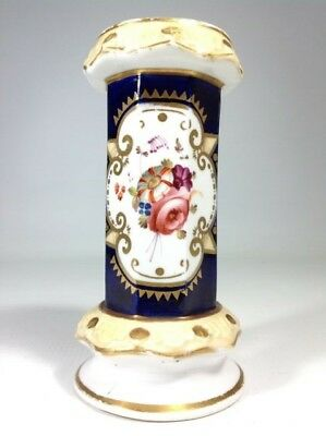 Antique European Hand Painted Vase