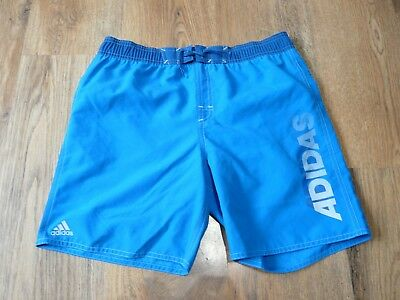 Adidas Shorts Mesh Lining Size 13-14Y D164 (S133)