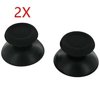 2Pcs Analog thumbsticks for Sony PS4 Thumb sticks Grips Covers US