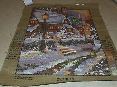 Tapestry - Collection D'Art - Winter Christmas Theme - New