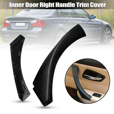 Right Inner Door Panel Handle Outer Trim For BMW E90 3-Series Sedan 51419150336