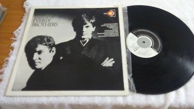 """The Hit Sounds Of The Everly Brothers Vinyl Lp Record 12"""""""
