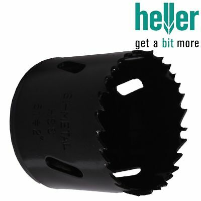 Heller Holesaw Bi-Metal Hole Saw 14mm - 203mm  GERMAN  QUALITY hole cutter only