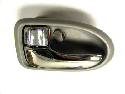00-06 MPV Van Rear Outside Exterior Textured Black Door Handle Left Driver Side