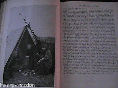 Gipsy of England Romany Caravan Traveller Gypsy Rare Old Antique Article 1905