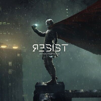 WITHIN TEMPTATION - Resist, 1 Audio-CD