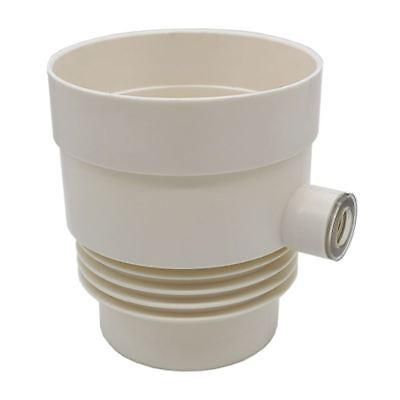 Kair Plastic Ducting Condensation Trap - 160mm / 150mm / 125mm For Ventilation