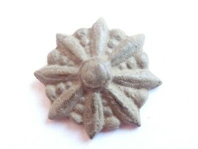 8 Pointed STAR Ancient CELTIC Druids Bronze AMULET / TALISMAN > La Tene Culture
