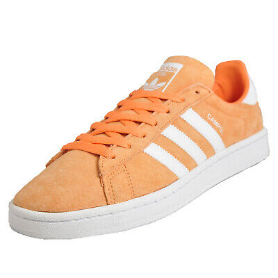 ba2bdc931 Adidas Originals Campus Womens Girls Suede Leather Vintage Retro Sneakers  Traine