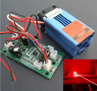 200mW 650nm Red Laser Module