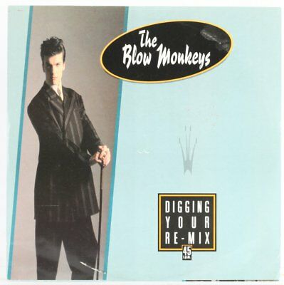 The Blow Monkeys, Digging Your Scene (Remix)  Vinyl Record *USED*
