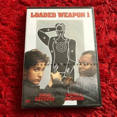 LOADED WEAPON mit Samuel L. Jackson Original deutsche DVD Neu und Ovp