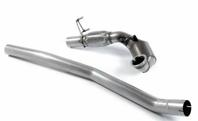 Racingline Downpipe with Sports Cat - fits Golf 7 R