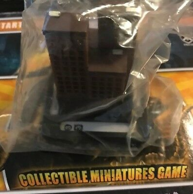 Monsterpocalypse Miniatures Game Xtra Office Building Privateer Press Rise S1