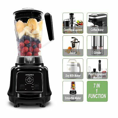 BEST PRICE! Aimores - Commercial High Speed Smoothie, Blender, Ice Mixer UP970