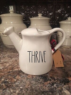 New Rae Dunn THRIVE LL watering can
