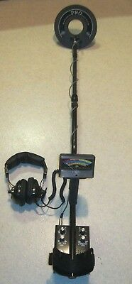 White's 6000 XL Pro Analog Best of the White Line of Metal Detector's