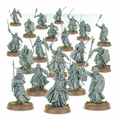 Warhammer Warriors of the Dead on Sprue The Lord of the Rings plastic new